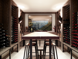 Bar & Cellar | Huntingfield Road Cellar by RMA