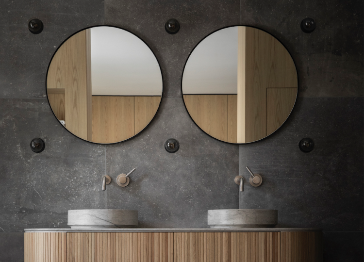 Bathroom | Sandbjerg Residence Bathroom by Norm Architects