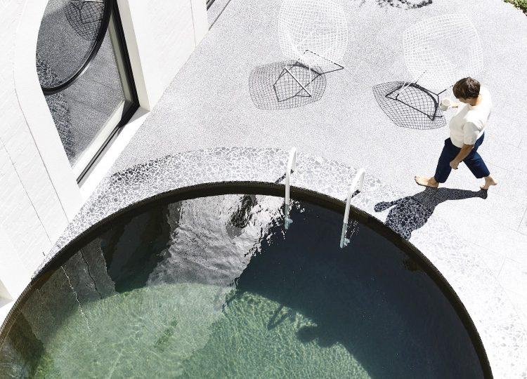 Pools & Pool Pavilions | Caroline House Pool by Kennedy Nolan