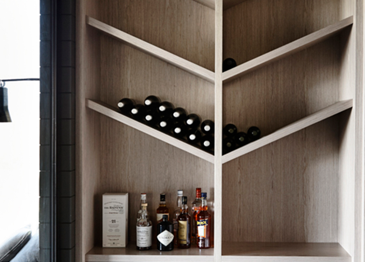 Bar & Cellar | The Black House Bar by Canny