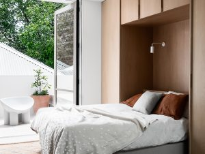 Bedroom | Storybook House Bedroom by Folk Architects