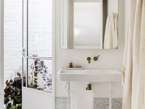 Bathroom 2   Storybook House Bathroom by Folk Architects