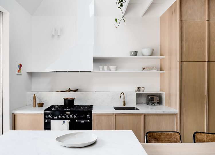 Kitchen | Storybook House Kitchen by Folk Architects