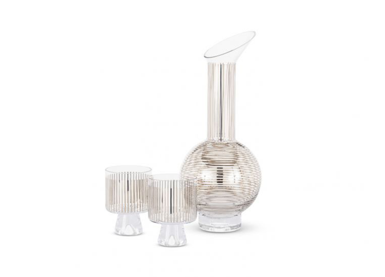 est living tom dixon TANK JUG SET PLATINUM STRIPE 01 750x540