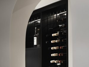 Bar & Cellar | Toorak Home Cellar by Edwina Glenn