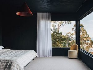 Bedroom | Slow Beam Bedroom by Lauren Bamford and Hearth Studio