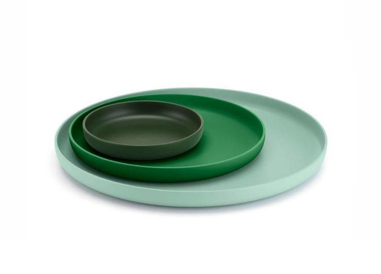 Vitra Green Trays