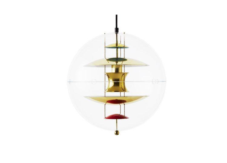Verpan VP Globe Brass