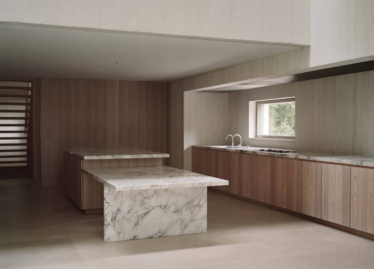 Kitchen | Villa Waalre Kitchen by Russell Jones