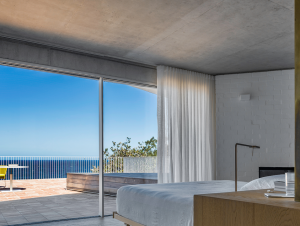 Bedroom | Gordons Bay House Bedroom by Renato D'Ettorre Architects