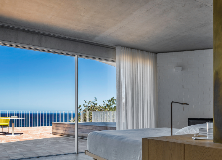 Bedroom | Gordons Bay House Bedroom by Renato D'Ettorre Architects