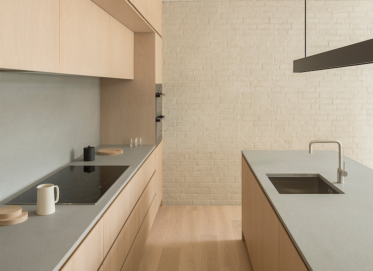 Kitchen | Dollis Hill House Kitchen by Thomas McBrien