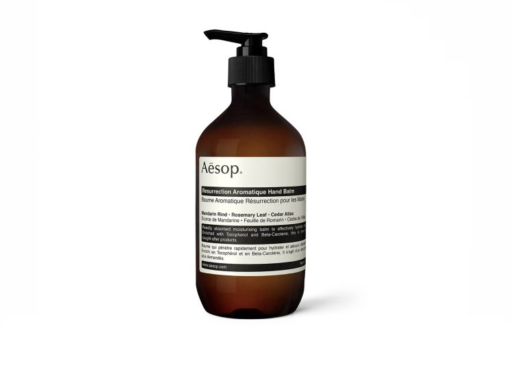 est living aesop resurrection aromatique hand balm 02 750x540