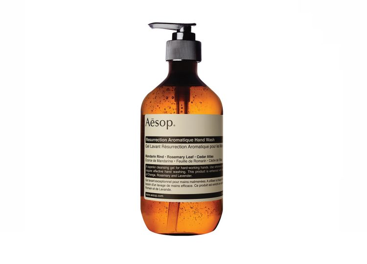 est living aesop resurrection aromatique hand wash 01 750x540