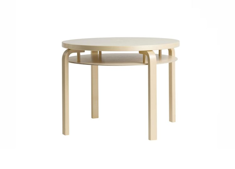 Artek Double Coffee Table 907B