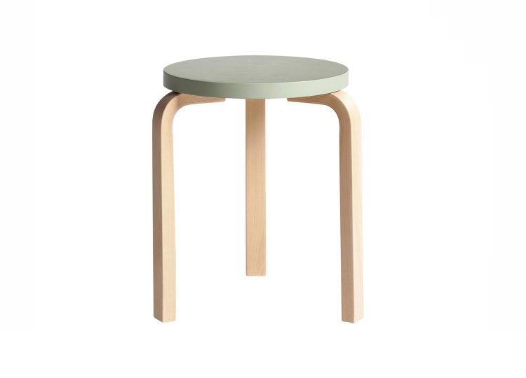 est living artek stool 60 green seat 01 750x540