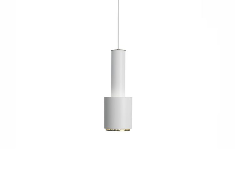 Artek White Pendant Light A110