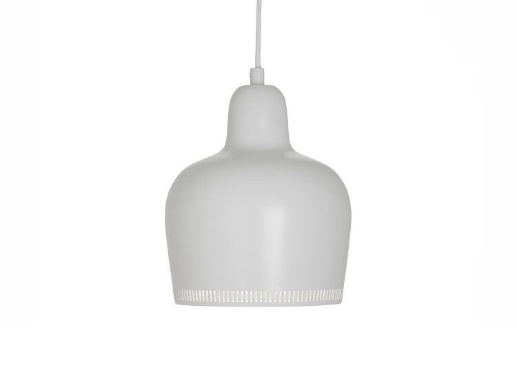 Artek White Pendant Light A330S