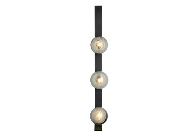 Fizi Triple Ball Wall Sconce