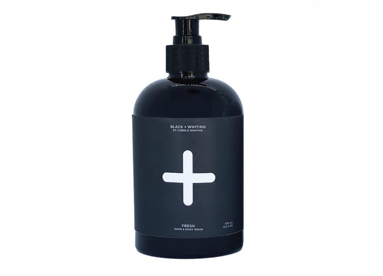 Black + Whiting Fresh Hand + Body wash