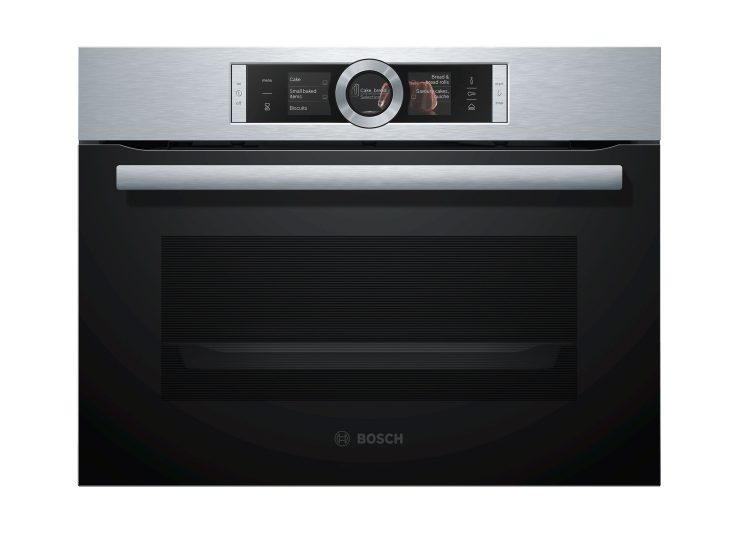 Bosch Series | 8 Compact Combination Steam Oven