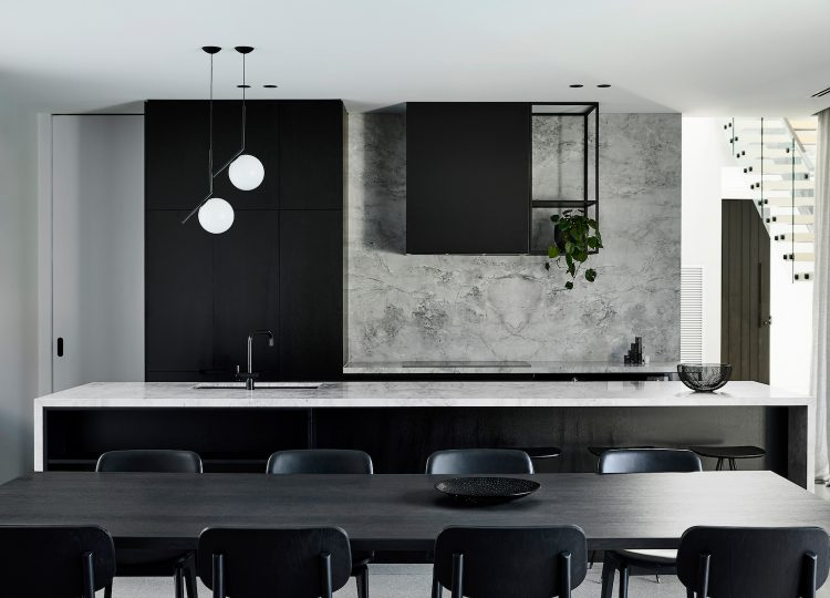 Kitchen | Casa Chiaroscuro Kitchen by Biasol