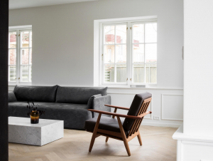 Living | Copenhagen Apartment Living Room by Norm Architects