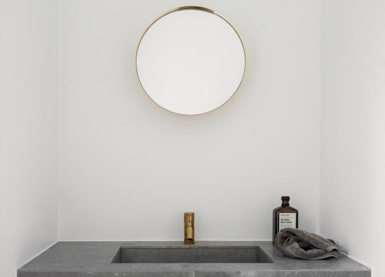 Bathroom 1 | Copenhagen Apartment Bathroom by Norm Architects