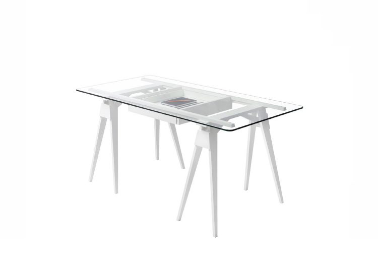 Design House Stockholm Arco Desk (White)