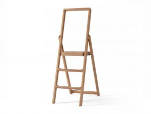 Design House Stockholm Oak Step Stepladder