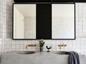 Bathroom 1 | Thornton Residence Bathroom by Doherty Design Studio