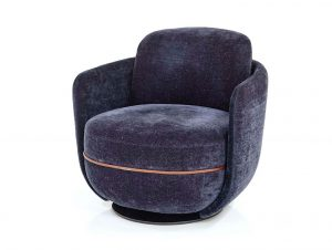 Miles Swivel Lounge Chair