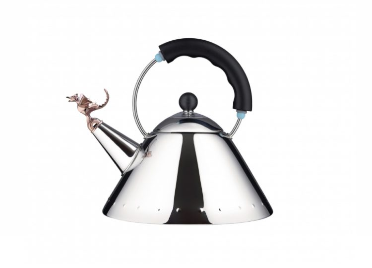 Alessi Kettle Tea Rex