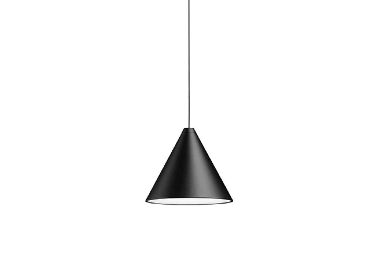 est living euroluce string light cone 01