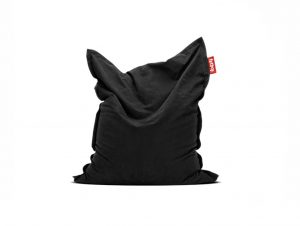 Fatboy Original Stonewashed Bean Bag (Black)