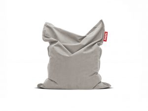 Fatboy Original Stonewashed Bean Bag (Silver Grey)