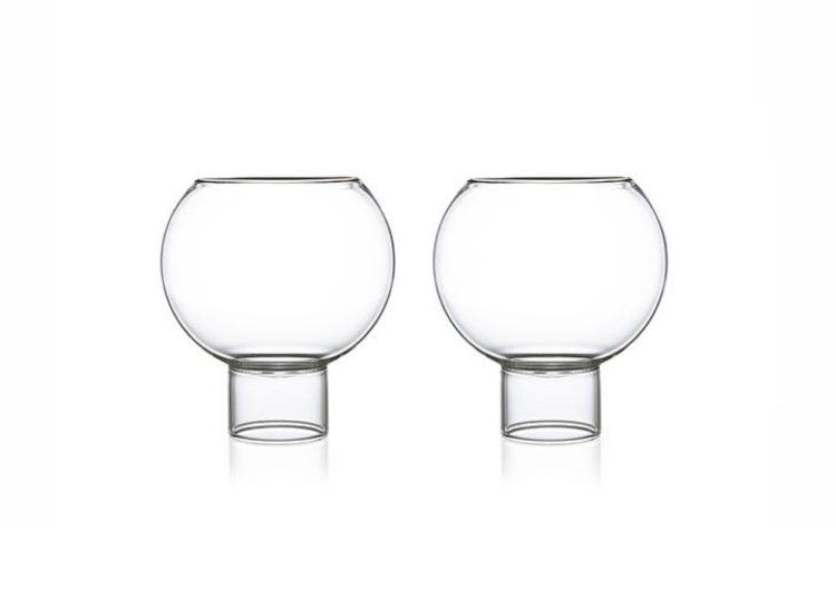 Fferrone Design Tulip Low Medium Glasses