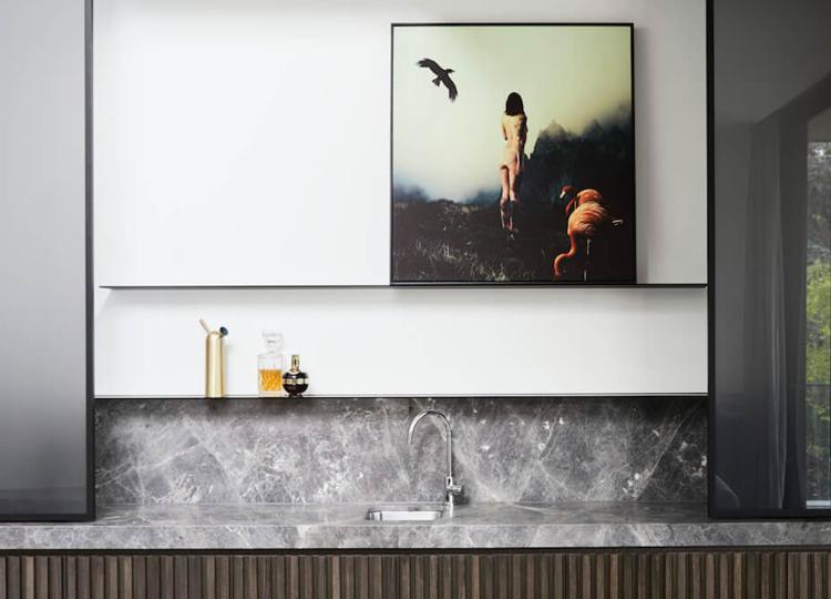 Bar & Cellar | AAP Residence Bar by Mim Design