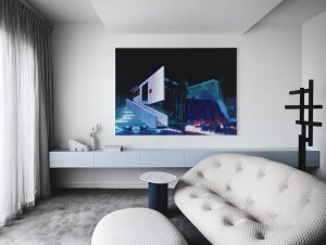 Living 2 | Toorak Home Living Room by Golden