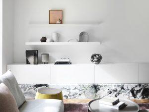 Living 1 | Toorak Home Living Room by Golden