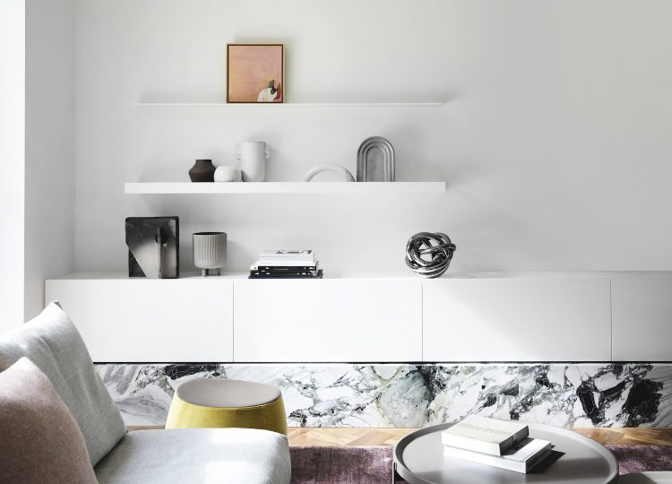 Living 1 | Toorak Home Living Room by Golden