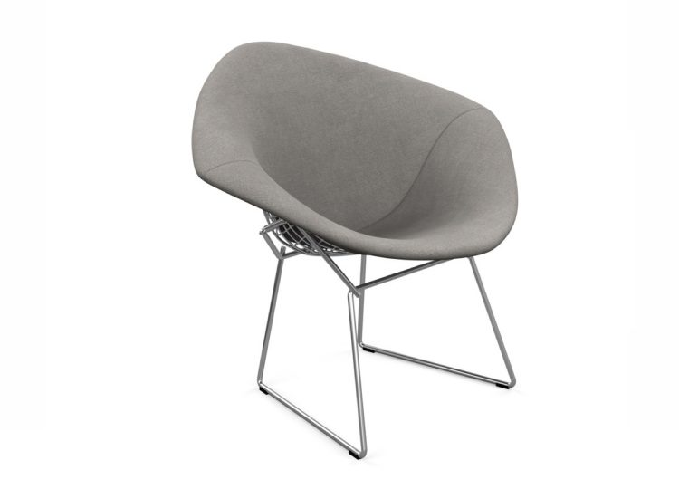 Knoll Bertoia Diamond Chair (Full Cover)