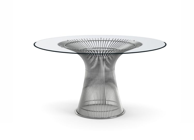 est living knoll platner dining table 02 750x540