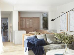 Living   Clovelly 03 House Living Room by Lane & Grove