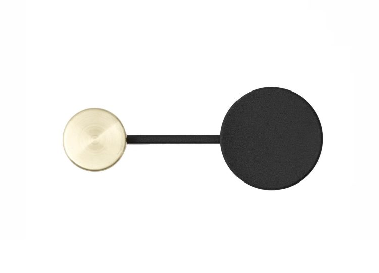 est living menu afteroom small black brass hanger 02 750x540