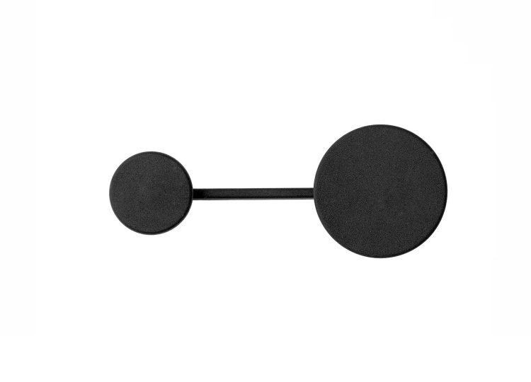 Menu Afteroom Small Black Hanger