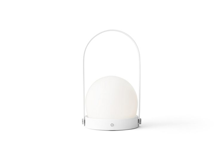 Menu White Carrie LED Lamp