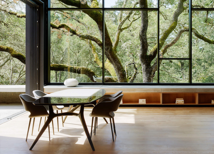 Dining | Miner Road Dining Room by Faulkner Architects