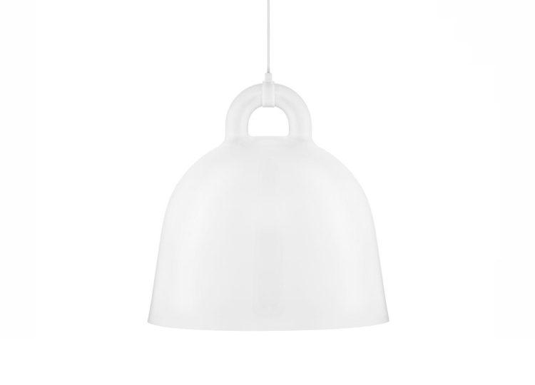 Normann Copenhagen White Bell Pendant