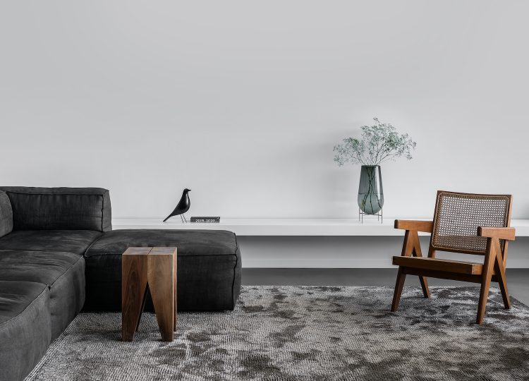 Living | Oblique House Living Room by Studio Niels